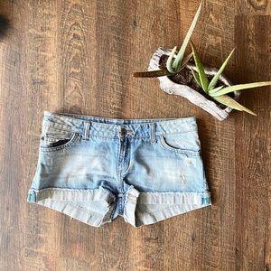 Vans Jean Shorts